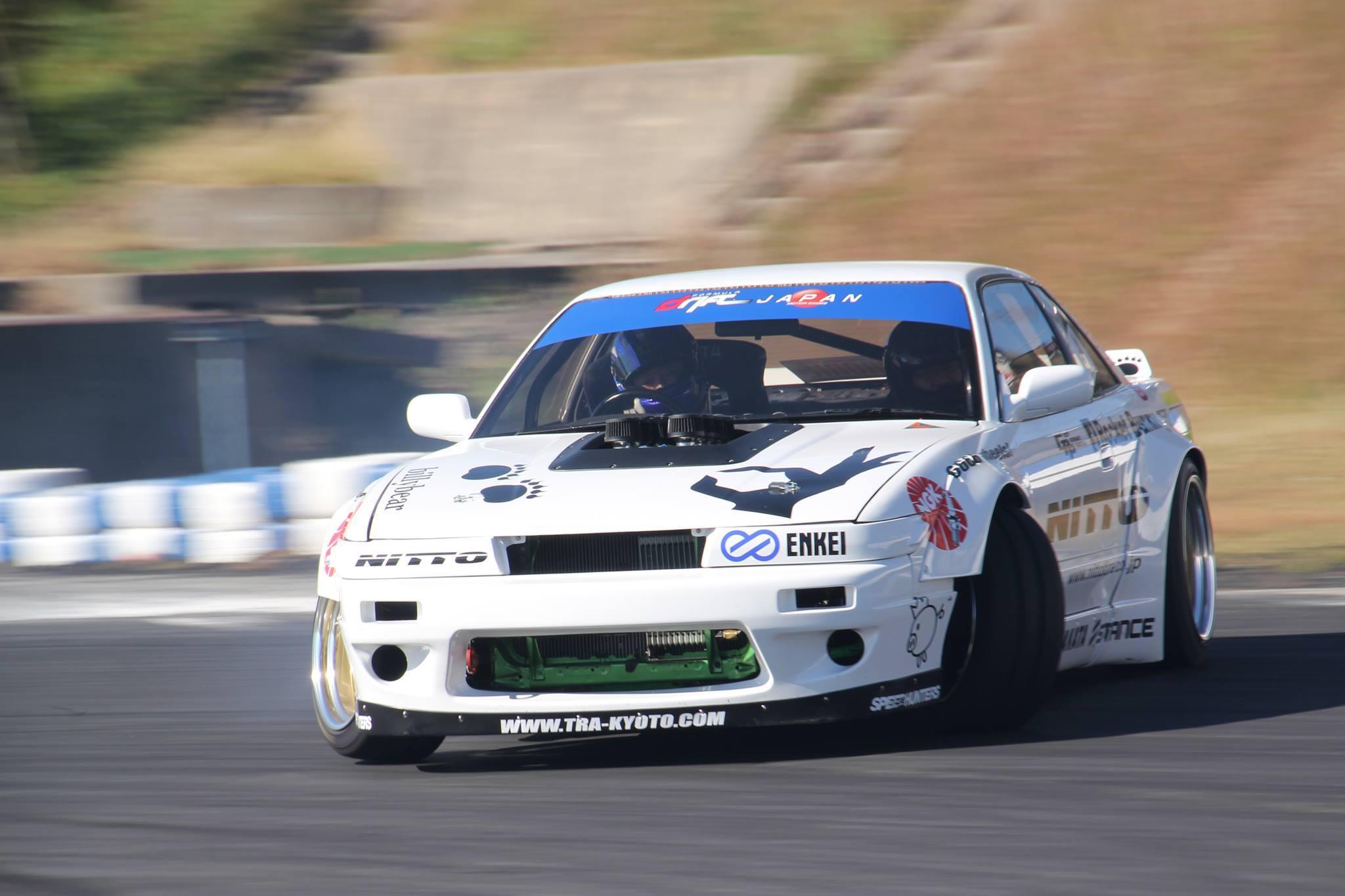 STANCE Japan's Formula Drift Japan Rocket Bunny S13 - STANCE SUSPENSION