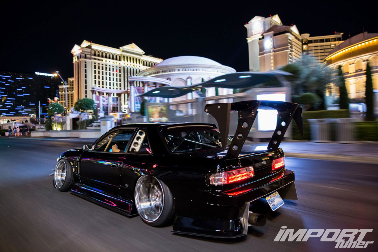 Rainer S S13 Featured In Import Tuner Stance Suspension