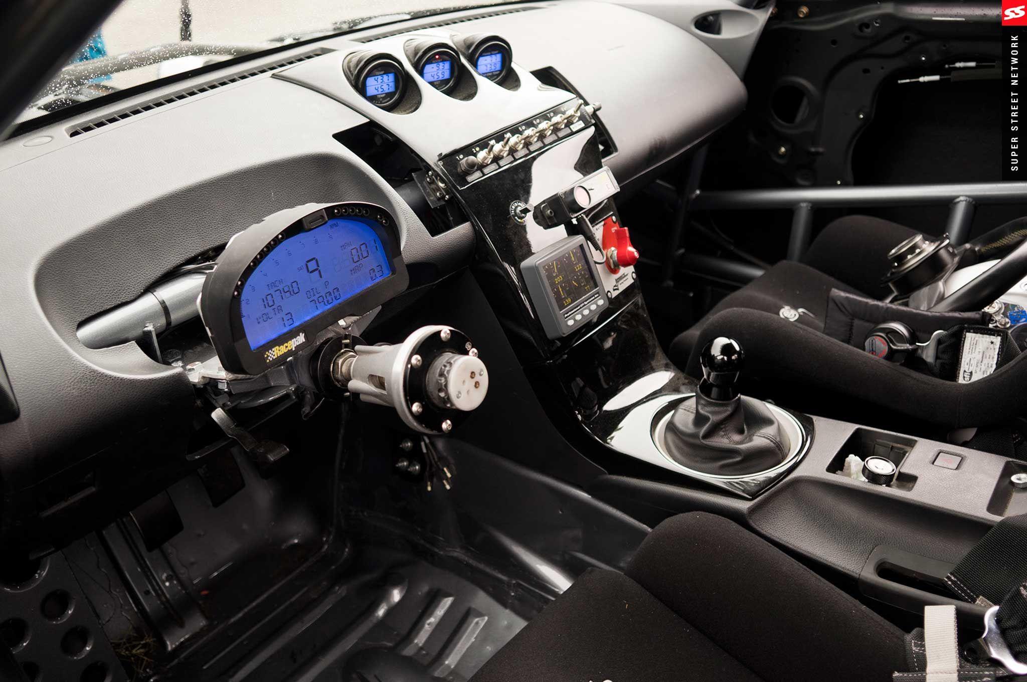 Sr22 350z Interior