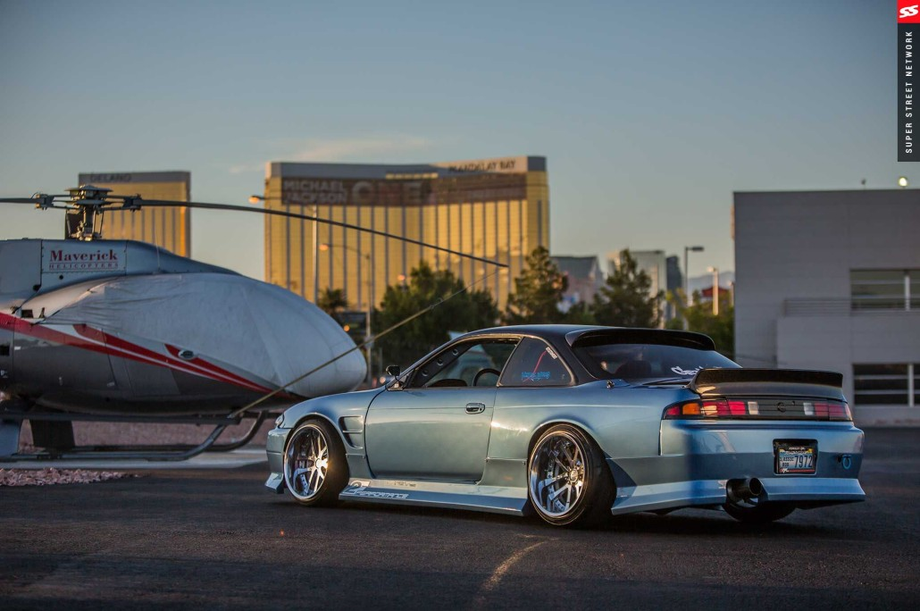 2jz Powered Nissan 240sx Chargespeed Overfenders