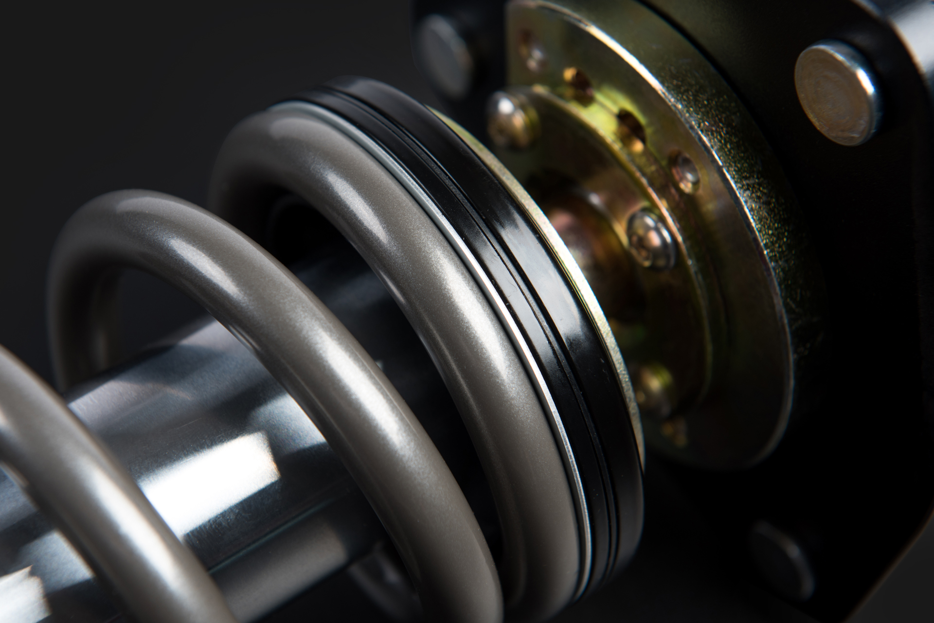 Sealed Roller Bearing Spring Seat Stance Suspension